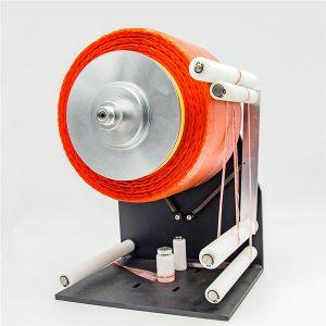 Dispensador de cinta de rollo de bobina