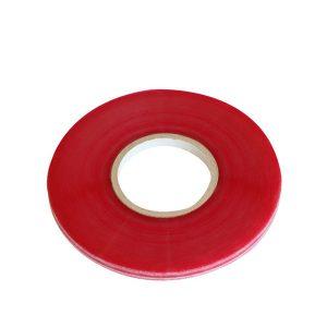 Red Line BOPP cinta de sellado permanente de bolsas