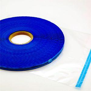 Sellador de cinta de bolsa de plástico resellable